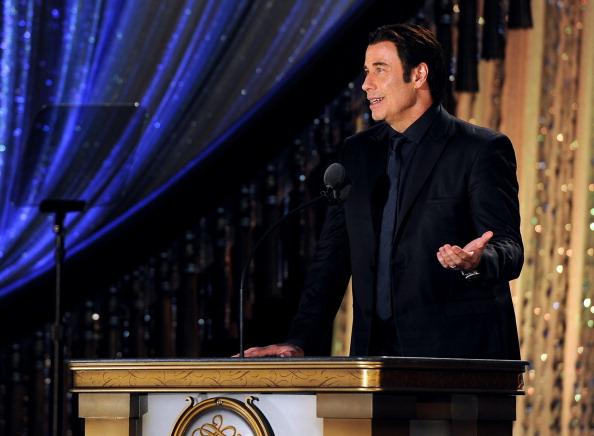John Travolta es señalado de acoso sexual por un masajista 177616346