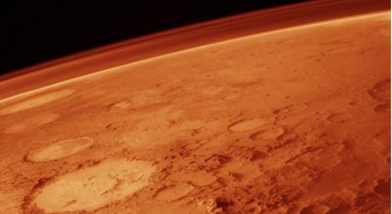 Científicos indican que será posible pisar Marte pero no de habitarla MARTE-770-NOTIMEX