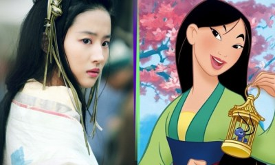 Protagonista del live-action de Mulan, protagonista del live-action de Mulan, Alicia en el País de las Maravillas, El Libro de la Selva, La Bella y la Bestia, Live-actions de Disney, Liu Yifei, Crystal Liu, Disney