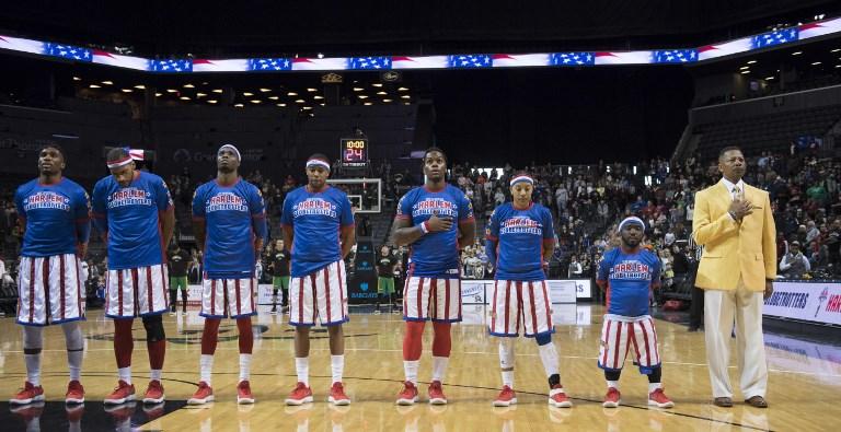 Jahmani Swanson es el basquetbolista de 1.35 m que llegó a los Harlem Globetrotters 000_VF86P