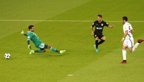 Urretaviscaya anotó el primero
