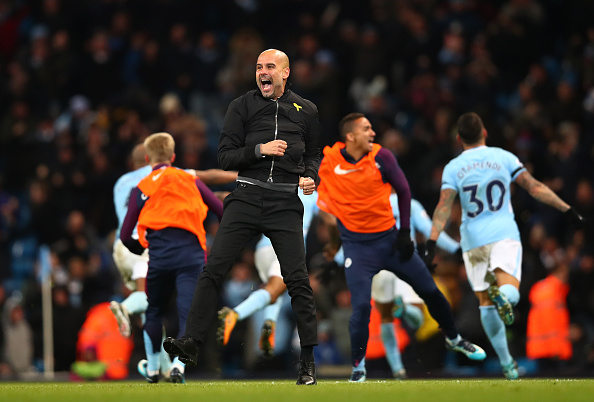 Manchester City tiene un récord de 16 victorias