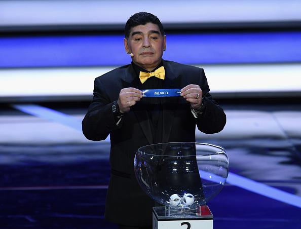 sorteo mundialista, Mundial de Rusia, Mundial de Rusia 2018, Rusia 2018, México se enfrentará a Alemania, México en el Mundial