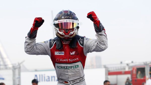 Daniel Abt ganó carrera en Hong Kong