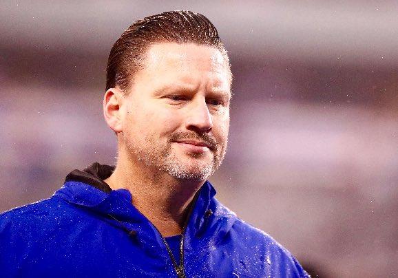 Ben McAdoo ex coach de Giants