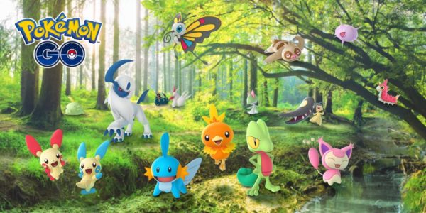 Pokémon Go sorprende con la tercera generación con 50 nuevas criaturas DQYIgb-V4AAvjBO-600x300