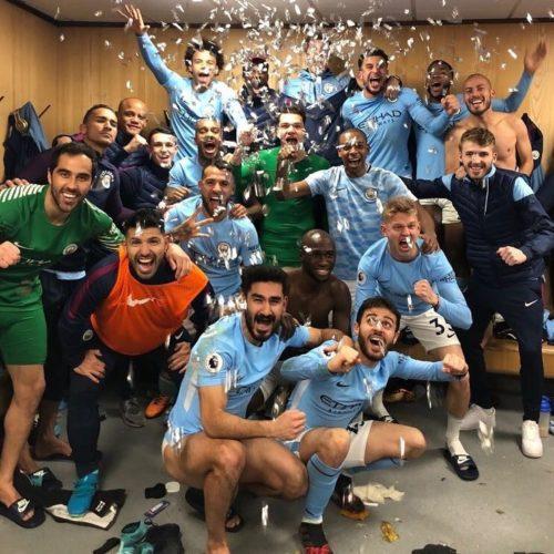 Manchester City festejó su victoria