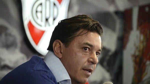Marcelo Gallardo entrenador actual de River