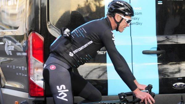 Froome ciclista investigado