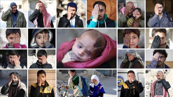 Bebé sirio es símbolo de solidaridad en redes sociales DRcIpd6X0AAULMR-600x338