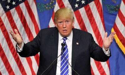 Trump reitera su apoyo al senador acusado de agresión sexual