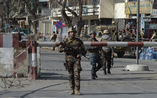 Al menos 95 muertos deja un atentado en Kabul 000_Y05A0