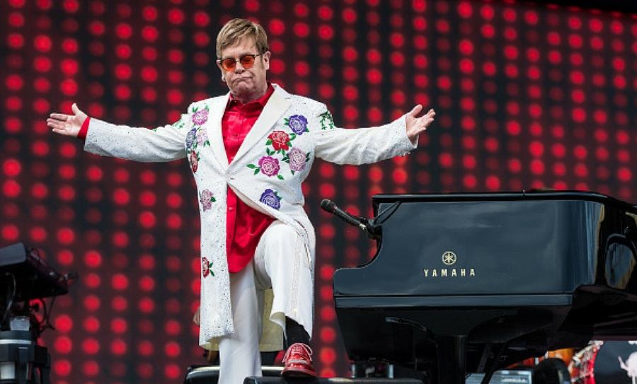 Elton John anunció su última gira