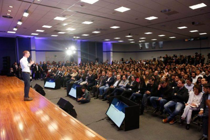 Ricardo Anaya propone modelo educativo para llevar a México de una economía de la manufactura a una del conocimiento 2018-01-23-13.48.59