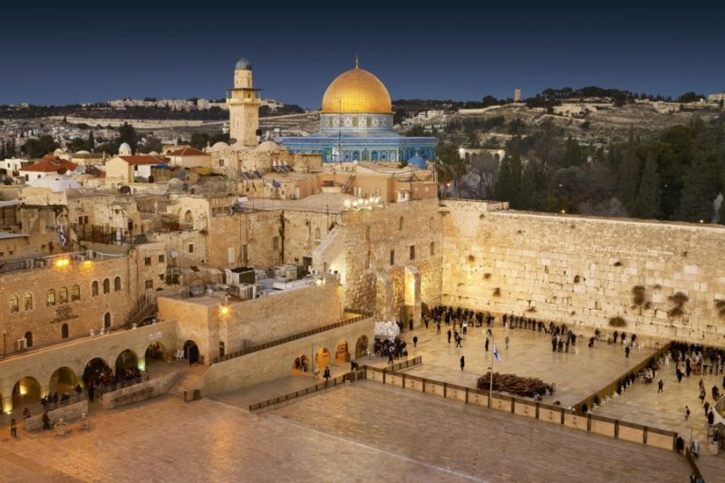 ¿Sabías que existe el síndrome de Jerusalén donde las personas se creen profetas? 42-35623976_2000x1333