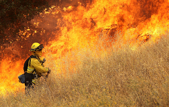 Semarnat señala que la mayoría de los incendios forestales son provocados por el hombre 482395496
