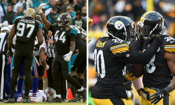 Jaguars vs Steelers