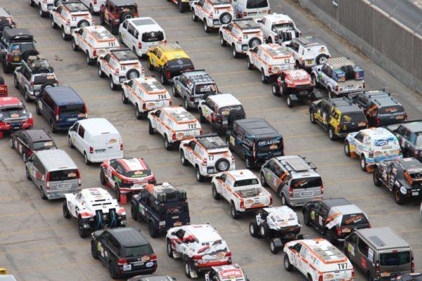 Dakar de 2008 se suspendió la carrera