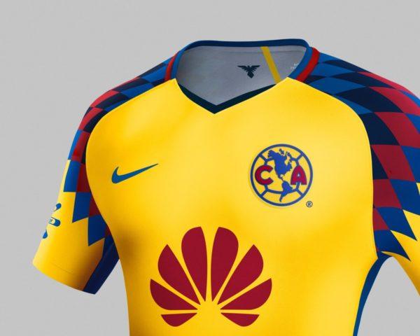 nuevo kit es de color amarillo