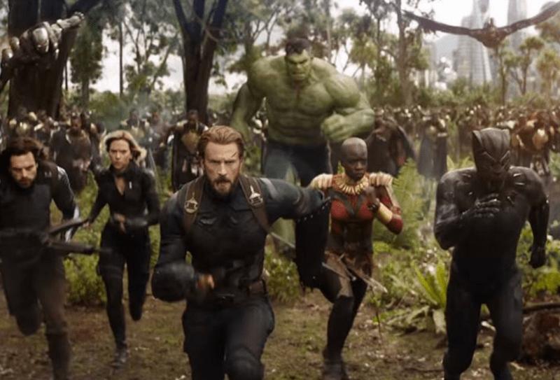 """""""Avengers: Infinity War"""" se estrenará en México en noviembre"""