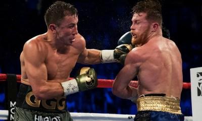"Fecha para la pelea entre ""Canelo"" y Golovkin"