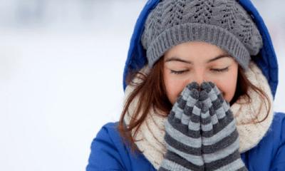 tips para la temporada de frío, bajas temperaturas, frío