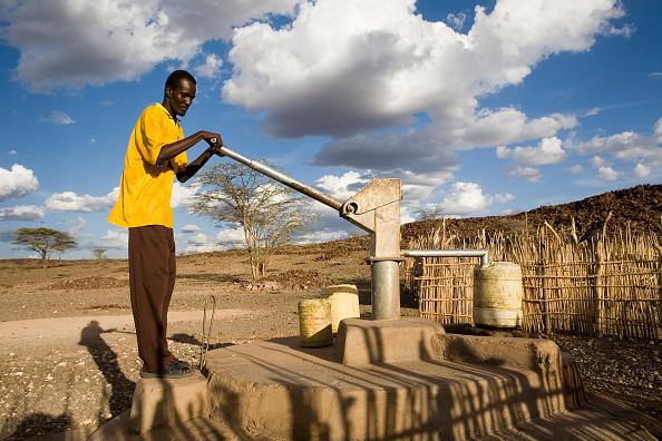 El Día Cero se acerca: las reservas de agua se están secando 587480630