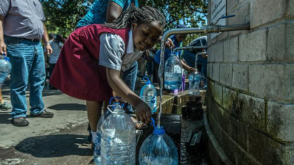 El Día Cero se acerca: las reservas de agua se están secando 913027442