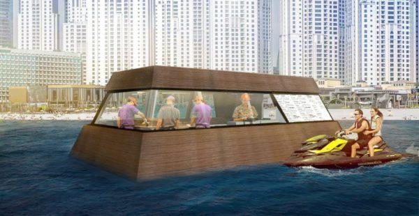 ¡El futuro nos alcanza! Llega la comida flotante Aqua-Pod-By-Aquatic-Architects-Design-Studio-889x459-600x310