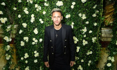 Neymar celebra su cumpleaños