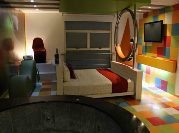 ¿Noche de...pasión? Estas son las habitaciones más exóticas y románticas de moteles para San Valentín moteles-de-paso-en-cdmx-para-divertirse-1-600x449