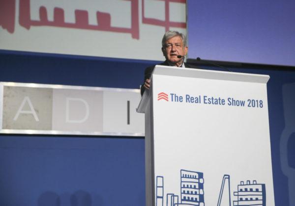 AMLO aseguró que de llegar a la presidencia no se va a reelegir The-Real-Estate-Show-2018-05-1024x717-600x420