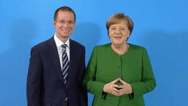 Ricardo Anaya se reunió con Ángela Merkel la canciller alemana anaya-merkel