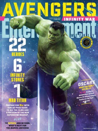 """Lanzan nuevas imágenes de """"Avengers: Infinity War"""" a menos de 50 días de su estreno ew1506_hulk_28363264237430948-375x500"""