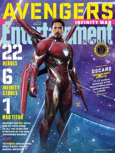 """Lanzan nuevas imágenes de """"Avengers: Infinity War"""" a menos de 50 días de su estreno ew1506_ironman_28782792389029-375x500"""