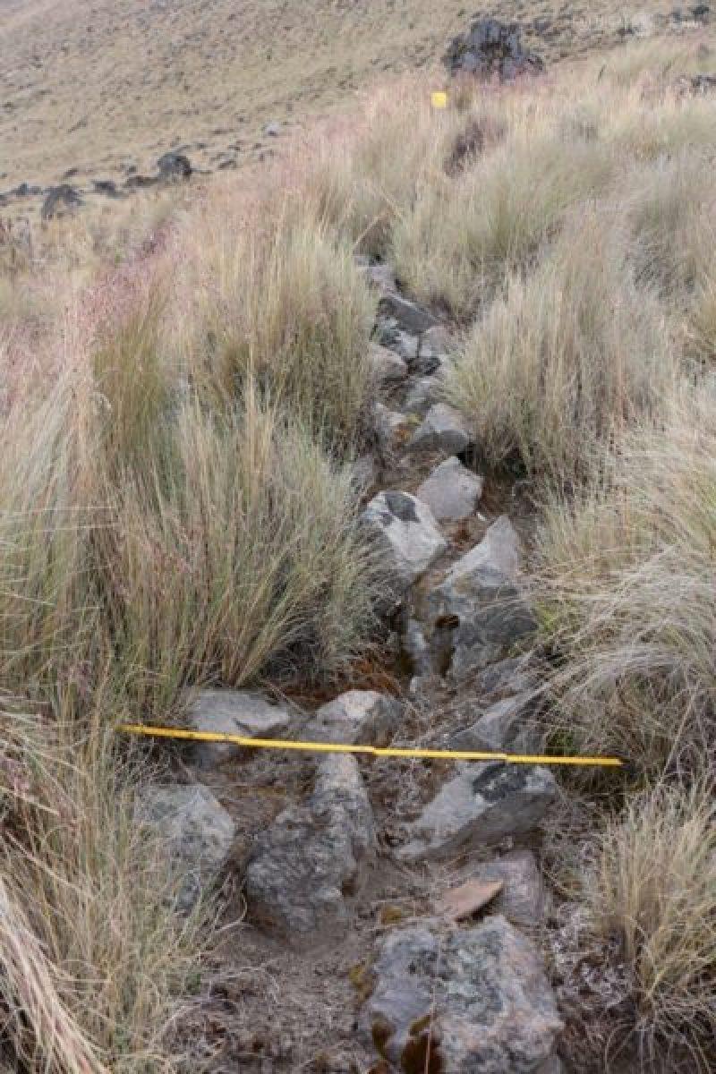 Surge algo nuevo para la historia: hallan sitio arqueológico en el Pico de Orizaba foto2