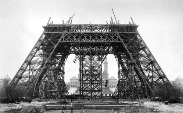 ¡Félicitations! Celebrando la inauguración de la Torre Eiffel, hace 129 años genialewelt.com_vergessene_bilder_05-600x370