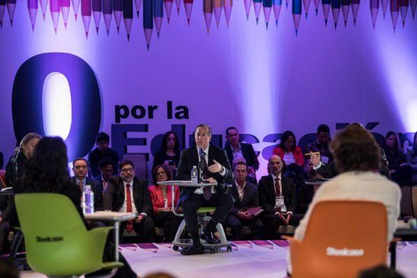 José Antonio Meade enfatizó la necesidad de dotar a los maestros de recursos económicos y didácticos meade-educaci%C3%B3n1-600x400