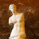 Venus de Milo recibió brazos