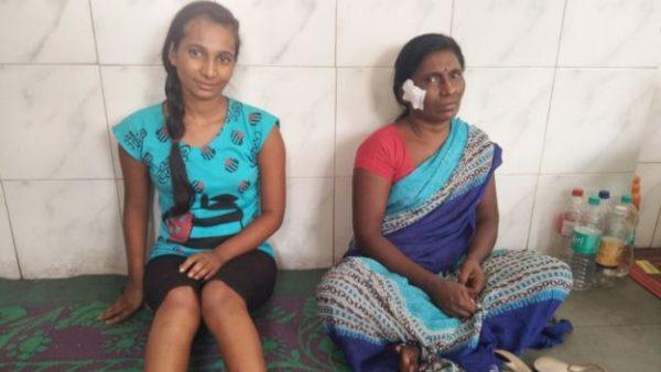 Mujer de la India se toma selfie después de pelear con un tigre 100693362_828602b5-5e10-4644-9987-cd4a671b0557-600x338