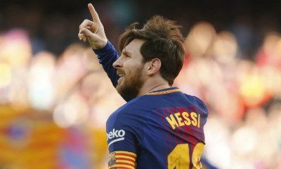 Messi ya es una marca deportiva