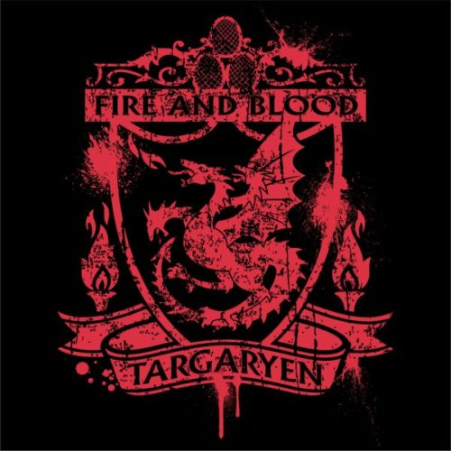 Más secretos de ''Game of Thrones'' se develarán en ''Fire & Blood'' t-shirts-johnny-fire-blood-1-500x500
