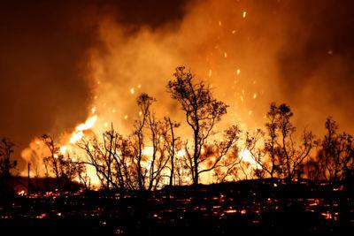 En Hawai siguen las erupciones del volcán Kilauea b427d25ab9a4a5f9a0461249ad0e95b1