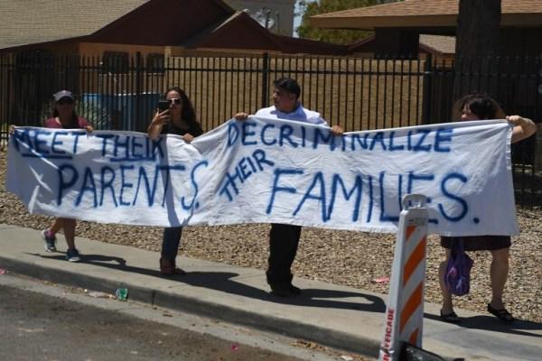 México pidió a la ONU intervenir a favor de niños separados en frontera 000_16T86T-600x400