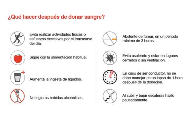 Día Internacional del Donador de Sangre: ¿Qué necesitas para donar sangre? 20170706164405-600x394