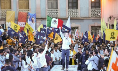 Ricardo Anaya señala que el proteccionismo económico