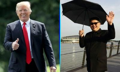 Encuentro entre Trump y Kim