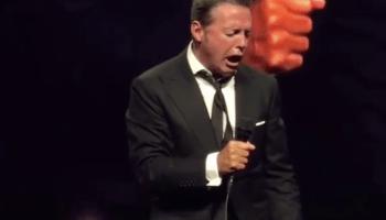 """Luis Miguel cantó """"Culpable o no"""", Luis Miguel , LuisMi"""