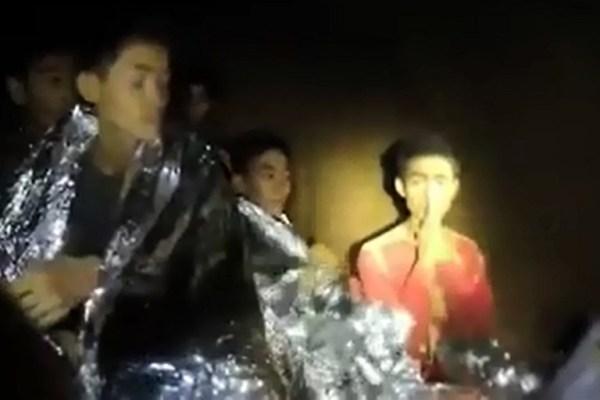 Todos a salvo: rescatan a niños atrapados en cueva de Tailandia 000_1776WR-600x400