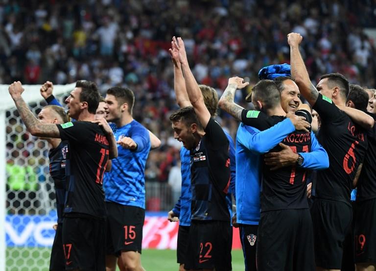 Croacia es finalista del Mundial, por primera vez en su historia 000_17I78I